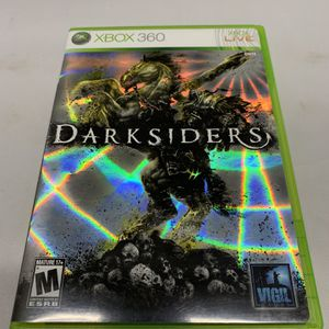 Darksiders For Xbox 360 Complete CIB Video Game for Sale in Camp Hill, PA