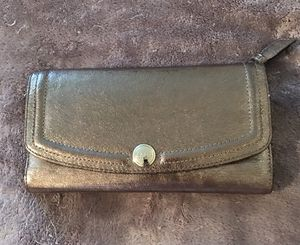 Coach Leather Wallet for Sale in Shoreline, WA