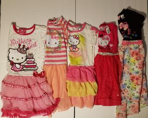 Hello Kitty Girl's Dresses Lot of 5 for Sale in North Highlands, CA