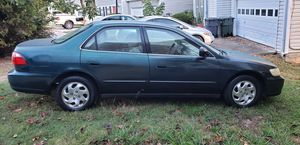 2000 HONDA ACCORD LX LEATHER SEATS! 155K (MECHANICALLY PERFECT!) $1600 for Sale in Peachtree Corners, GA