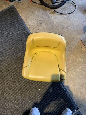 John Deere lawnmower seat. for Sale in Auburn, WA