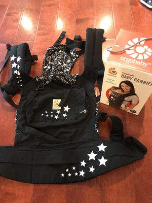 Ergobaby carrier night sky for Sale in Everett, MA