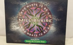 Who Wants To Be A Millionaire Board Game for Sale in Albuquerque, NM