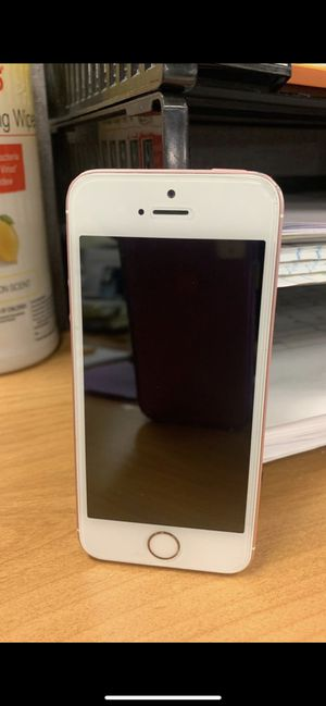 iPhone SE for Sale in East Wenatchee, WA