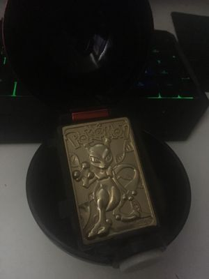 Pokemon Gold Card Collectors for Sale in Whittier, CA