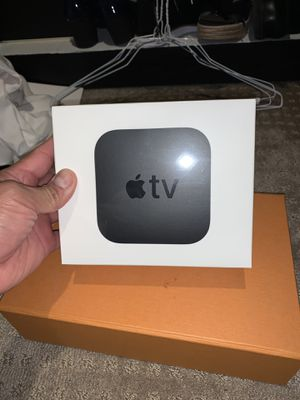 Apple TV 4K for Sale in San Francisco, CA