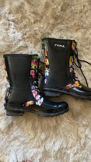 Roma Rain Boots for Sale in Lake Elsinore, CA