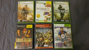 Video games xbox and play station for Sale in Atlanta, GA