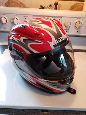 LARGE SNOWMOBILE HELMET for Sale in New London, WI