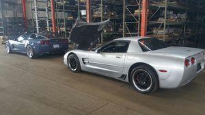 2001 Chevy Corvette ZO6 for Sale in Detroit, MI