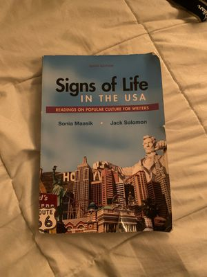 Signs of Life in the USA for Sale in Los Angeles, CA
