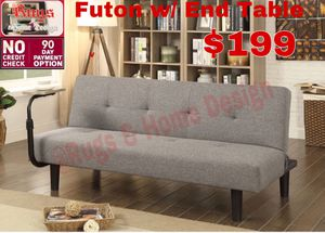Futon w/ End Table On Sale!! for Sale in Visalia, CA