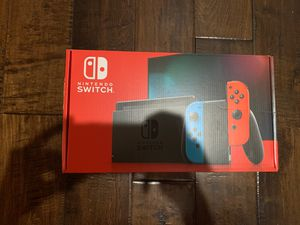 Brand New 2020 Nintendo Switch for Sale in Avon Lake, OH