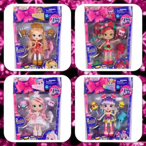 SHOPKINS SEASON 7 SHOPPIE PARTY DOLLS for Sale in Cranston, RI