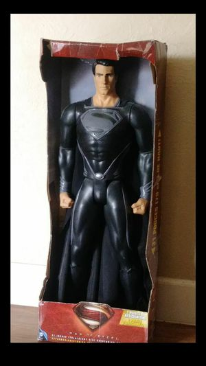 Super man 31 inches tall for Sale in El Mirage, AZ