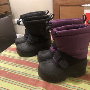 Toddler size 8 Snow Boot $10 Each Price Is Firm for Sale in Newport Beach, CA