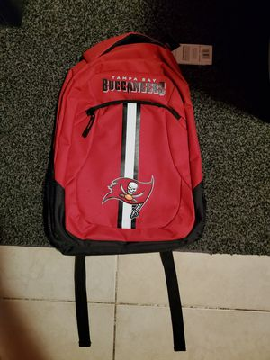 NFL BUCCANEERS BACKPACK WITH COOLER/LUNCH BOX for Sale in Largo, FL