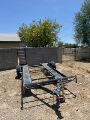 Trailer new tires firm on 800$ for Sale in Mesa, AZ