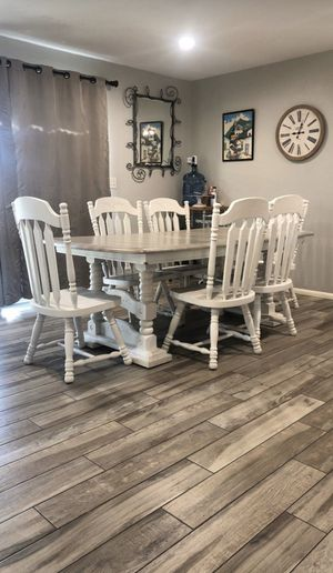 Farm / Country style kitchen table for Sale in Mesa, AZ
