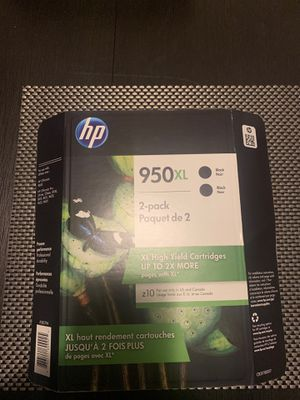 Hp 950xl black ink for Sale in Los Angeles, CA