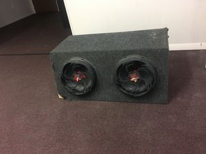 Subwoofer for Sale in Aurora, IL