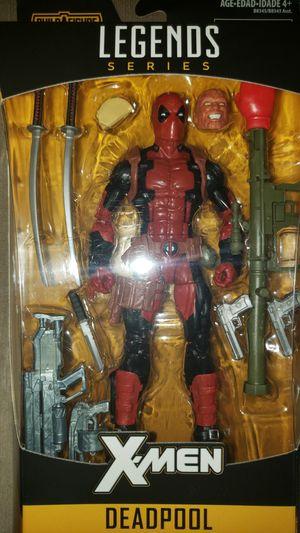 Marvel Legends Ultimate Deadpool Juggernaut Baf for Sale in Chicago, IL