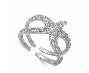 Sterling Silver Starfish Ring for Sale in Chicago, IL