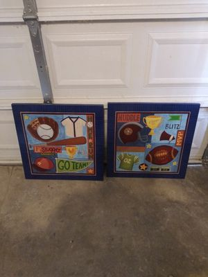 Boy room decor for Sale in Denver, CO