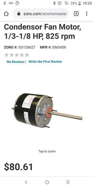 AC fan motor for Sale in Spring Hill, FL