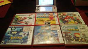 Nintendo 3ds XL / NES Edition / 7 Games for Sale in San Diego, CA