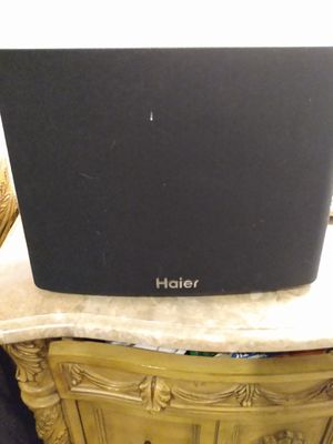 Haier Subwoofer with Haier Slim Soundbar for Sale in CORP CHRISTI, TX