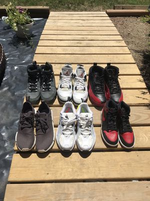Sneakers for sale !! (READ DESCRIPTION) for Sale in Galloway, OH