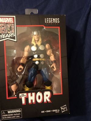 Thor action figure for Sale in Harrisburg, PA