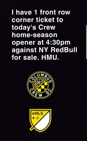 Crew - RedBull for Sale in Columbus, OH