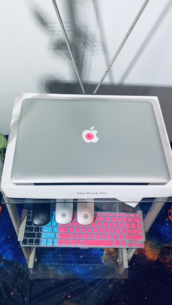 """Apple MacBook Pro 2011, Pre Retina 13"""" corei7"""