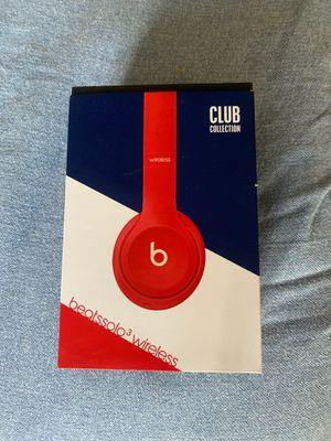 Beats solo 3 wireless headphones for Sale in San Mateo, CA