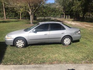 2000 Honda Accord lx for Sale in Jupiter, FL