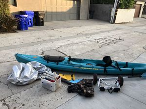 Scupper Pro Kayak for Sale in San Diego, CA