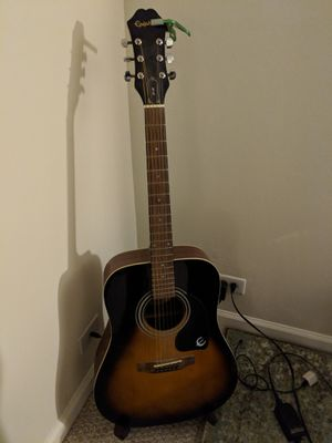 Epiphone guitar for Sale in San Francisco, CA