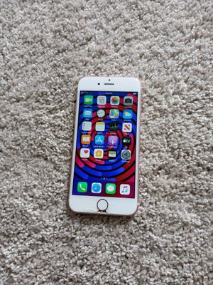 iPhone 6s 64gb unlocked for Sale in New Haven, CT