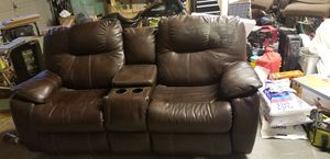 Reclining couch for Sale in Hiram, GA