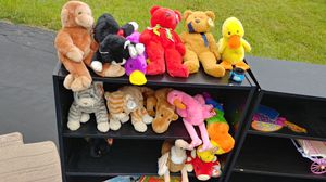 Beanie buddy stuffed animals for Sale in Columbus, OH