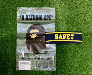 Bape Navy/Yellow Headband for Sale in North Las Vegas, NV