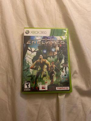 Enslaved Xbox 360 for Sale in Gilbert, AZ