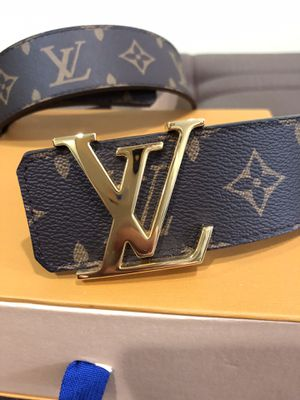 Louis Vuitton Belt Brown Monogram New Authentic Unisex for Sale in New York, NY
