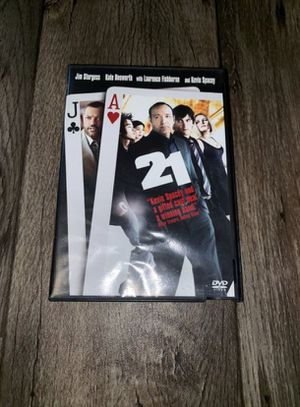 21 DVD for Sale in West Valley City, UT