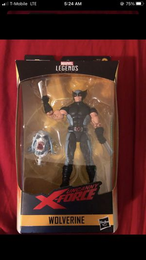 Uncanny X-Force Wolverine for Sale in Harrisburg, PA