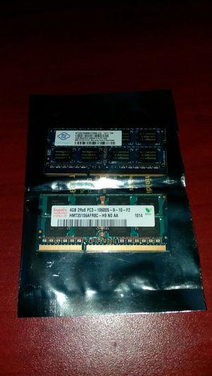 RAM 6GB FOR DELL STUDIO! for Sale in Winter Haven, FL