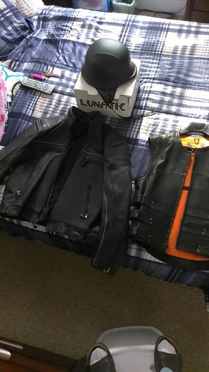Motorcycle gear. for Sale in Saginaw, MI