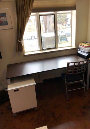"Desk 6'x30""x30"" for Sale in Denver, CO"